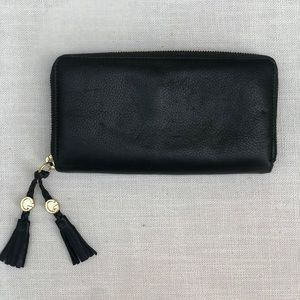 Gucci Tassel Leather Wallet